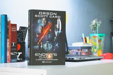ENDER'S GAME O JOGO DO EXTERMINADOR - ORSON SCOTT CARD | Cheirando Livros | Ficção científica literária | Scoop.it
