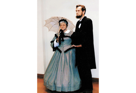 Lincoln re-enactors presented program Saturday at Spring Hill Public Library | Tennessee Libraries | Scoop.it