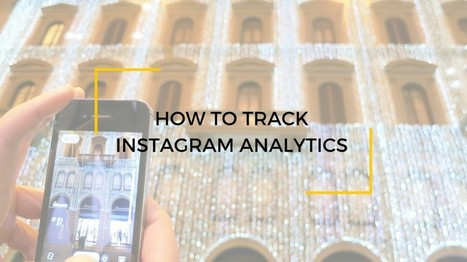 How To Track Instagram Analytics, many sites to help | Social Media Junkie | Scoop.it