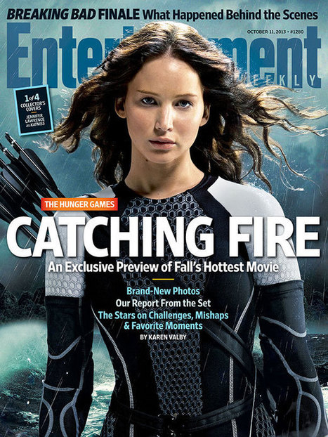 The Hunger Games: Catching Fire - PopWatch - Entertainment Weekly | News around the World | Scoop.it