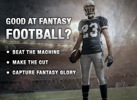 Fantasy Football Evolution - Coolest Fantasy Football Because of Kill The Computer Competition | Startup Revolution | Scoop.it
