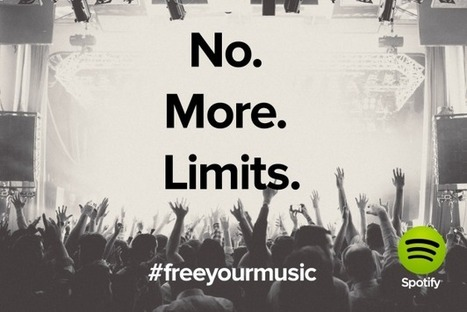 Spotify brings unlimited free music streaming to desktop app and ...   Music Business (Streaming Music Service)   Scoop.it