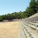 Los Juegos Píticos, historia y deporte en Delfos | Absolut Grecia | Espacios y monumentos de la Grecia clásica | Scoop.it