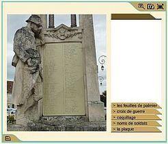 Monuments aux morts d'Eguzon interactifs - Collège Saint-Exupéry (36) | education | Scoop.it