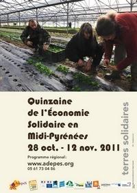 Quinzaine de l'économie solidaire en Midi-Pyrénées 28 Oct. au 12 Nov. 2011 | Toulouse networks | Scoop.it
