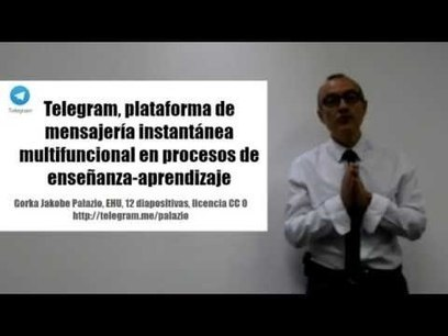 Ventajas de Telegram en procesos de enseñanza y aprendizaje | TIC, Innovación y Educación | Scoop.it