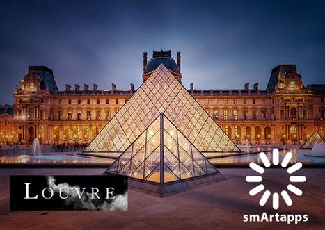 Le Louvre fait confiance à smArtapps pour sa future application ! | Didactique du Français Langue Étrangère | Scoop.it