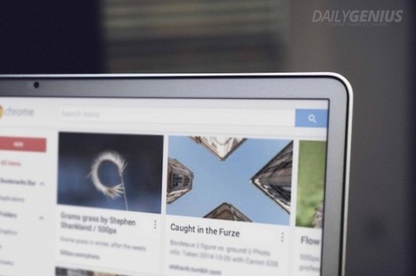 New 'Google Bookmark Manager' is Google's version of Pinterest - Daily Genius   Living & Learning   Scoop.it