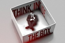 Thinking that we need to think outside the box can limit innovative thinking | Coach Leadership | Scoop.it