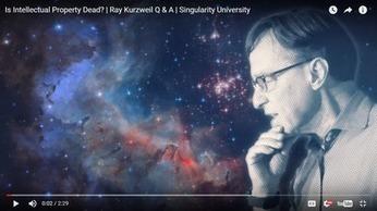 Quand Ray Kurzweil s'interroge sur la mort du brevet... mieux vaut quand même écouter | Trucs et bitonios hors sujet...ou presque | Scoop.it