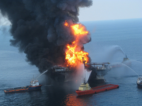 Five Years after the BP Deepwater Horizon Disaster, Oil Spills Are on the Rise | Sustain Our Earth | Scoop.it