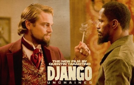'Django Unchained' Opens Strong At No. 2 On Christmas Day | Vibe | BK  Quentin Tarantino | Scoop.it