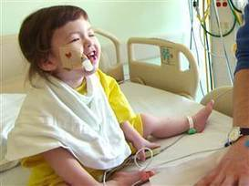 Girl, 2, is first child to receive artificial windpipe - TODAY.com   Cybofree : Techno Social Issues for a Postmodern Transhuman Society   Scoop.it