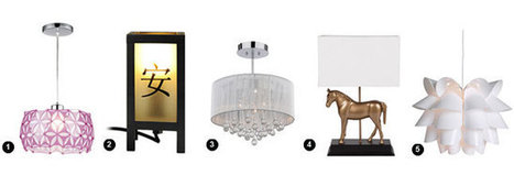 Lámparas para inundar de luz todos los rincones de tu hogar - levante.emv.com | Desarrollos tecnológicos y arquitectura | Scoop.it