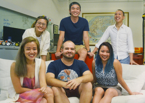 Young & Entrepreneurial: How former consultants turned startup founders Will and Fei are tackling the Quarter Life Crisis (QLC) | My Blog 2015 | Scoop.it