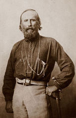 2 juin 1882 mort de Giuseppe Garibaldi | Racines de l'Art | Scoop.it