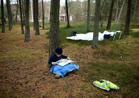 Barn på uteförskolor stressade | Uterummet i pedagogiken | Scoop.it