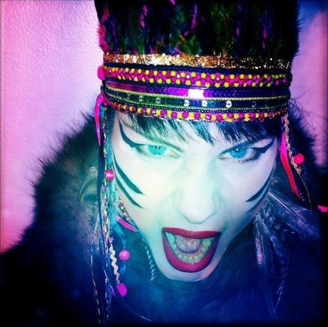 La playlist de Miss Kittin | News musique | Scoop.it