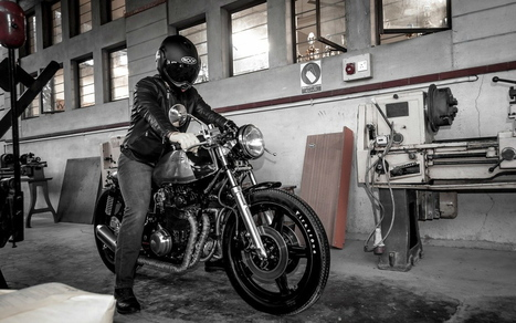 Faisal's CB750K | Cafe racers chronicles | Scoop.it