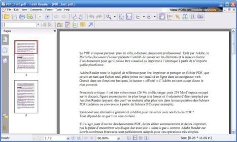 Manipuler les fichiers PDF : quels logiciels gratuits? | Time to Learn | Scoop.it