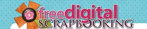 Free Digital Scrapbooking - Hundreds of FREE Digital Scrapbooking Supplies | Educação Tecnológica | Scoop.it