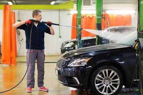 Affordable Self-Serve Car Wash offered by Happy Bays | Know about Your Car Wash Services in Calgary from Happy Bays | Scoop.it