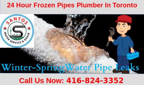 Toronto Frozen Pipe Repair Services -  24 Hour Plumber | Toronto Plumbing Repair | Scoop.it