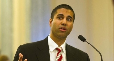 FCC Commissioner Pai should resign, get new job as lobbyist or run for Congress | Fred Pilot | Eldo Telecom | Surfing the Broadband Bit Stream | Scoop.it
