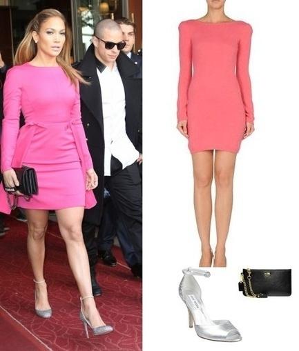 Steal Jennifer Lopez's Paris fashion week look | Jennifer Lopez Fashion Icon - ENGCMP1150 | Scoop.it