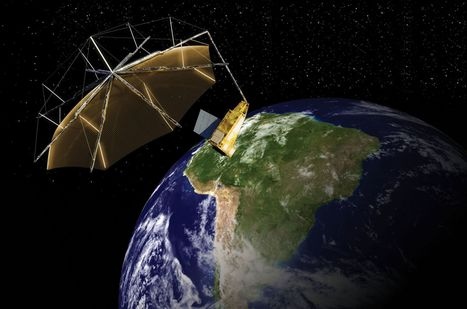 Biomass, le satellite qui voit à travers la forêt | Innovation et technologie | Scoop.it