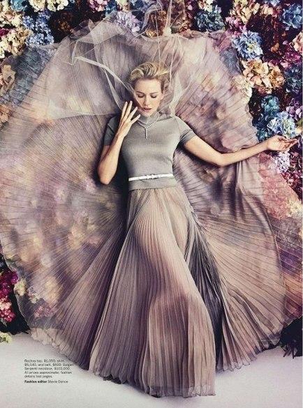 Naomi Watts - Vogue Australia - Emerging Magazine   Cinema   Scoop.it