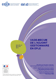 Vade-mecum de l'adjoint gestionnaire en EPLE | | 1-Personnel de direction - school leadership | Scoop.it