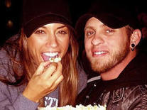 Brantley Gilbert and Jana Kramer are engaged | brently gillbert | Scoop.it