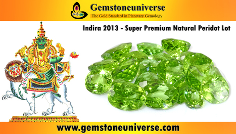 Top Ten Benefits of Peridot Gemstone| Peridot Metaphysical Properties | Jyotish Gemstones and Planetary Gemology | Scoop.it