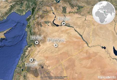 EN IMAGES. Palmyre, joyau du désert syrien menacé par l'Etat islamique | Les déserts dans le monde | Scoop.it