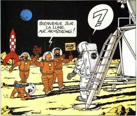 La Voix dans la Tête - LVDLT #26 - De la Seine au Neil en passant par la Lune | Les épisodes de #LVDLT | Scoop.it