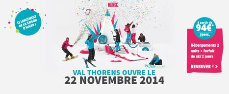 Séjour ski en famille à Val Thorens ! | Station et infos pratiques | Scoop.it