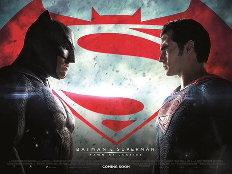 Batman vs Superman - 10 Reasons Why Superman Would Win | Movies Related | Scoop.it