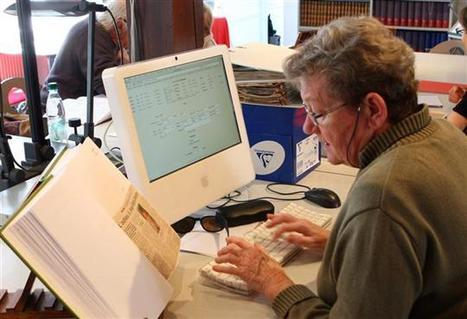 Généalogie Vingt années de recherches - L'Alsace.fr   GenealoNet   Scoop.it