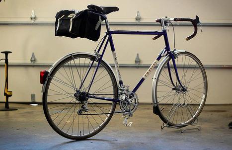 FW Evans tourer 1976 | Classic Steel Bikes | Scoop.it