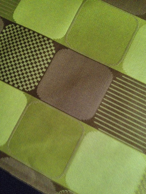 Vintage Japanese Kimono Silk Fabric | Food Trends | Scoop.it