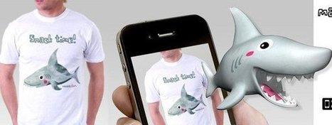 Camisetas con realidad aumentada para niños | Tecnología y Educación | Scoop.it