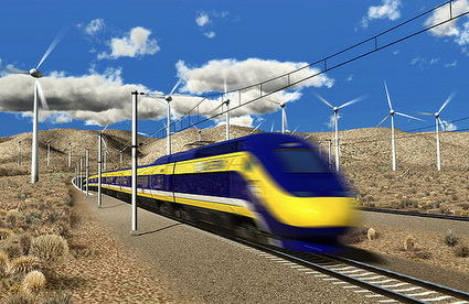 Why California Must Focus on Rail & Transit | Sustainable Cities Collective | green streets | Scoop.it