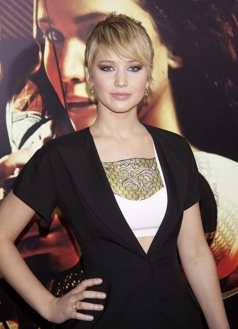 48 fois où Jennifer Lawrence a dominé 2013 | Le Lol et le Whaou des Internets | Scoop.it