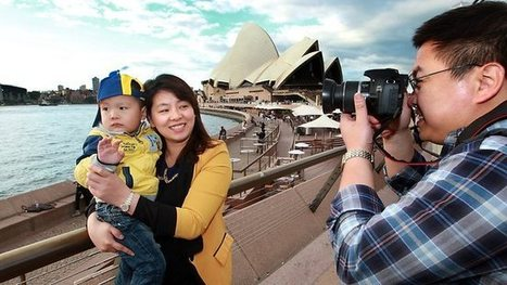 Chinese visitors spent $4.6 billion in the year to September, second only to ... - The Australian | Australian Tourism Export Council | Scoop.it