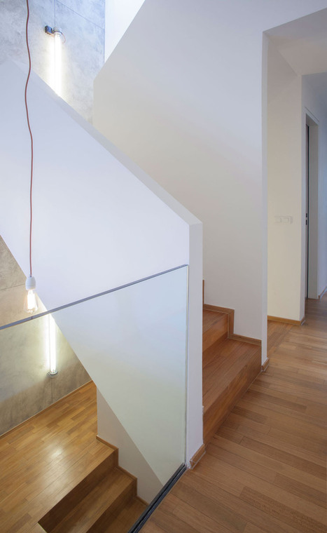 Triplex Loft Apartment Maximizes Natural Light | iDesignArch | Interior Design, Architecture & Interior Decorating | Things to know | Scoop.it