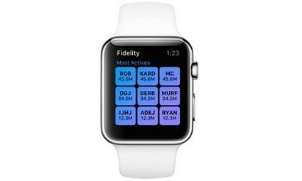 Apple Watch: Das sind die ersten Finanz-Apps | Zukunft betriebliche Weiterbildung | Scoop.it