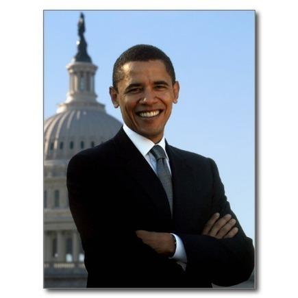 President Barack Obama Post Cards from Zazzle.com | Web Trek OT | Scoop.it