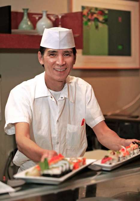 Wasabi Japanese Restaurant's chef on the best way to cook rice - NorthJersey.com | Japanese cooking make you heathly | Scoop.it