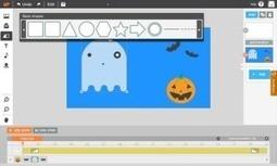 Wideo. Créer facilement des vidéos d'animation | Internet software app tools and other | Scoop.it